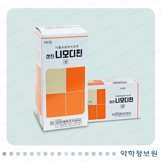 Nimodipine Drug Info